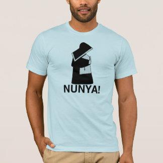 T-shirt Tee - shirt de Nunya