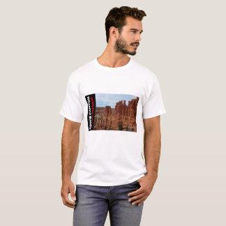 T-shirt Tee - shirt de parc national de Bryce -