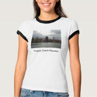 T-shirt Tee - shirt de Prague