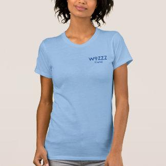 T-shirt Tee - shirt de radio-amateur pour des femmes