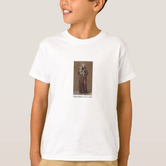 T-shirt Tee - shirt de St Anthony - latin
