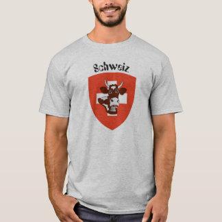 T-shirt Tee-shirt de Suisse