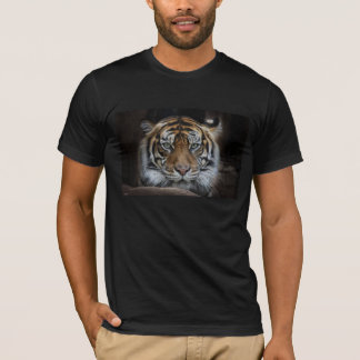 T-shirt Tee - shirt de tigre de Sumatran