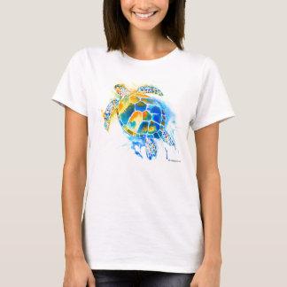 T-shirt Tee - shirt de tortue de mer