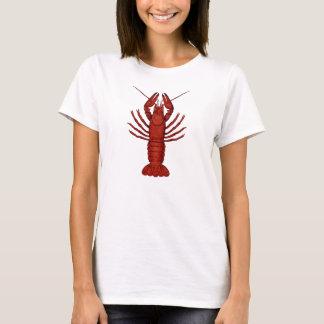 T-shirt Tee - shirt d'écrevisses