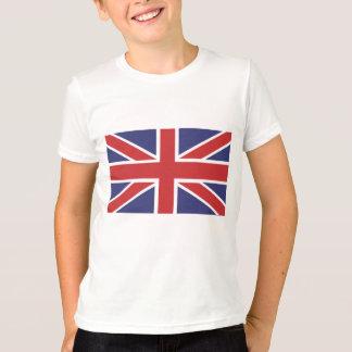 T-shirt Tee - shirt d'enfants d'Union Jack