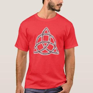 T-shirt Tee - shirt d'obscurité de Triquetra