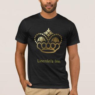 T-shirt Tee - shirt d'or de couronne - l'auberge de