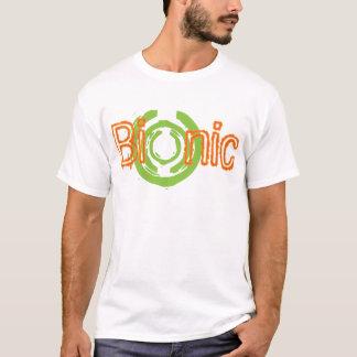 T-shirt Tee - shirt énervé bionique et cadeaux de logo