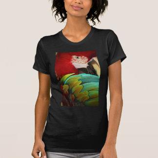 T-shirt Tee - shirt exotique de perroquet