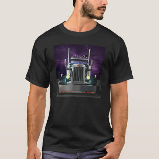 T-shirt Tee - shirt fait sur commande de Peterbilt 3