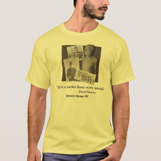 T-shirt Tee - shirt géant de citation de Cardiff w/David