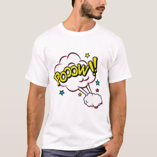 T-shirt Tee shirt Homme Basic Comics