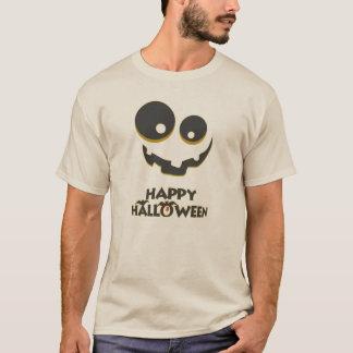 T-shirt Tee shirt Homme Blanc Basic Halloween