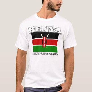 T-shirt Tee - shirt kenyan