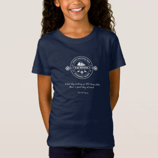 T-Shirt Tee-shirt maritime/voiles, bateau, yacht