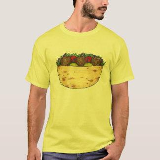 T-shirt Tee - shirt méditerranéen de Falafels de