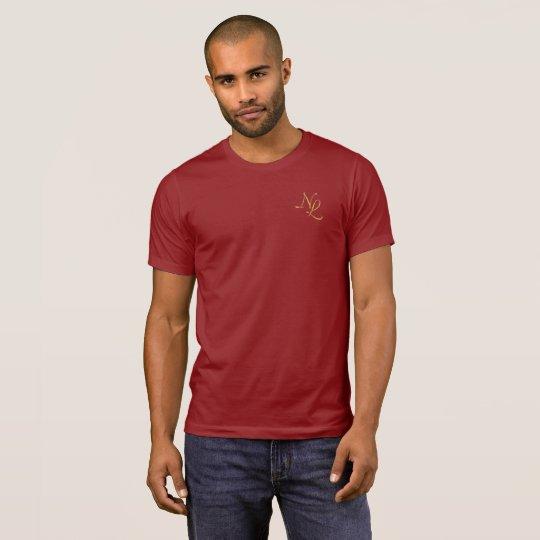 T-shirt Tee shirt N.L DON'T TRUST ME..