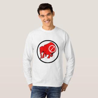 T-shirt Tee - shirt républicain de PROPULSEUR pour des DEM