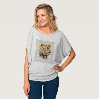 T-shirt tee-shirt tigre