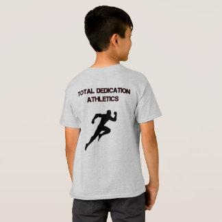 T-shirt Tee - shirt total d'athlétisme de dévouement