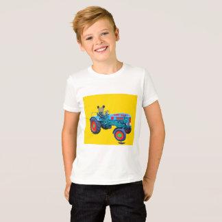 T-shirt Tee shirt tracteur