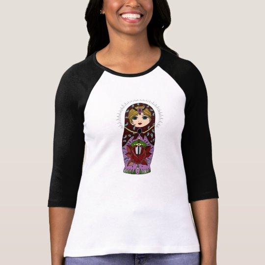T-shirt teeshirt Babouchka