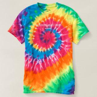 T-shirt Teignez en nouant Chris Nye