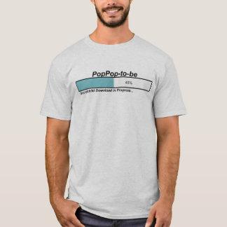 T-shirt Téléchargement PopPop à être