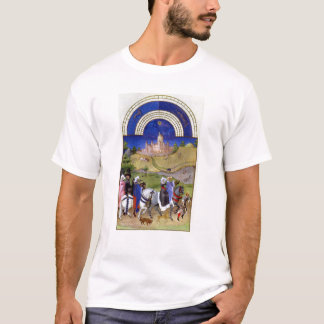 T-shirt Télécopie d'août : Colporter