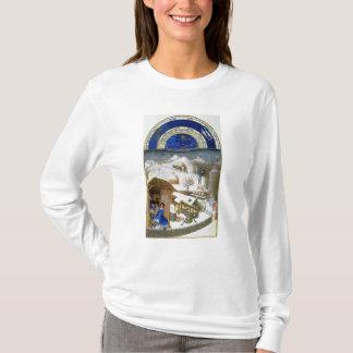 T-shirt Télécopie de février
