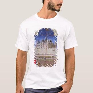 T-shirt Télécopie d'octobre : ensemencement du grain