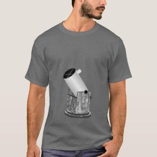 T-shirt Télescope de Dobsonian
