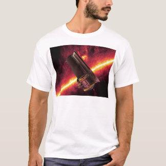 T-shirt Télescope spatial de NASAs Spitzer