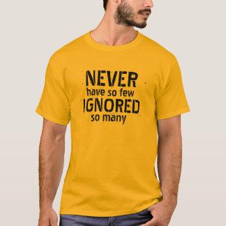 T-shirt Tellement pe'ignorent tellement beaucoup