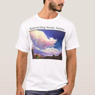 T-shirt Tempête de approche : Sedona