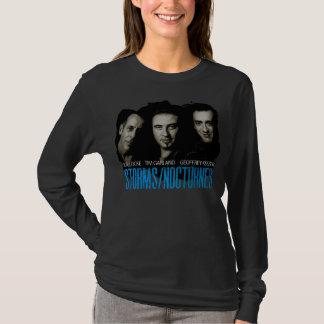 T-shirt Tempêtes/nocturnes - chemise officielle de fan