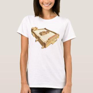 T-shirt Temple à Jérusalem. Le temple de Herod