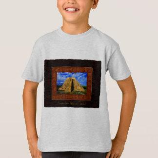 """T-shirt """"Temple article de cadeau de magicien"""""""