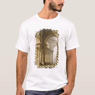 T-shirt Temple dans les ruines