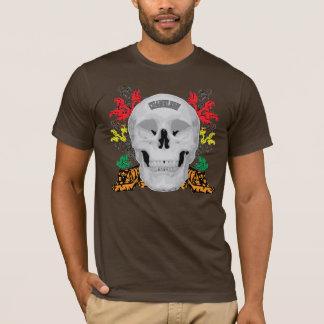 T-shirt Temple floral
