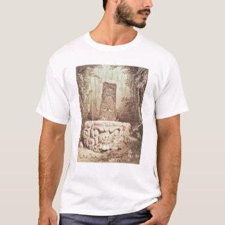 T-shirt Temple maya, Honduras