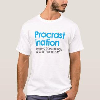 T-shirt Temporisation drôle