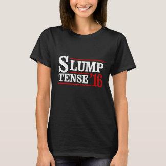 T-shirt Temps 2016 de récession -- Anti-Atout - -