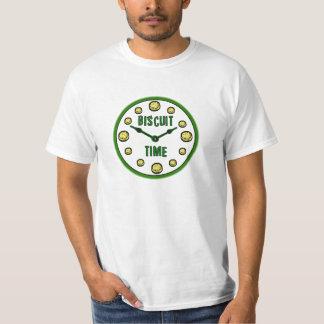 T-shirt Temps de biscuit de Bubba Dumplins