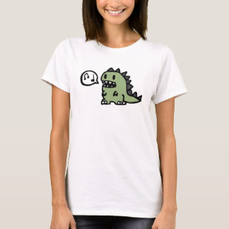 T-shirt Temps de Dino (f)