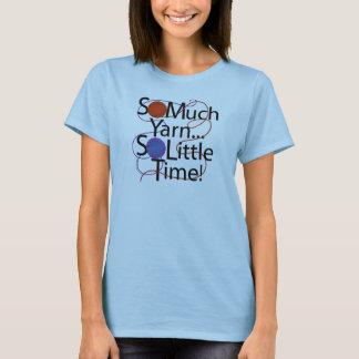 T-shirt Temps de fil