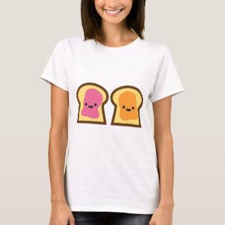 T-shirt Temps de gelée de beurre d'arachide !