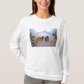 T-shirt Temps de Noël d'Akita