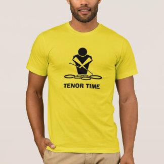 T-SHIRT TEMPS DE TENOR